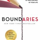 Boundaries Updated and Expanded Edition: When to Say Yes, How to Say No To Take