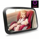 Shynerk Baby Car Mirror, Safety Car Seat Mirror for Rear Facing Infant with Wide