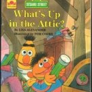 What's Up in the Attic? by Liza Alexander (Little Golden Book)
