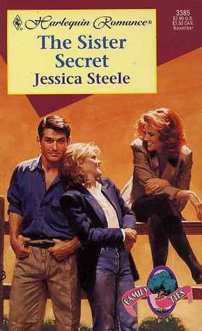 The Sister Secret by Jessica Steele
