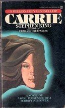 Carrie by Stephen King, 1975