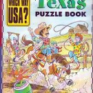 Highlights WHich Way USA? Texas Puzzle Book