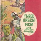 Three Green Men and Other Stories by Leo C Fey