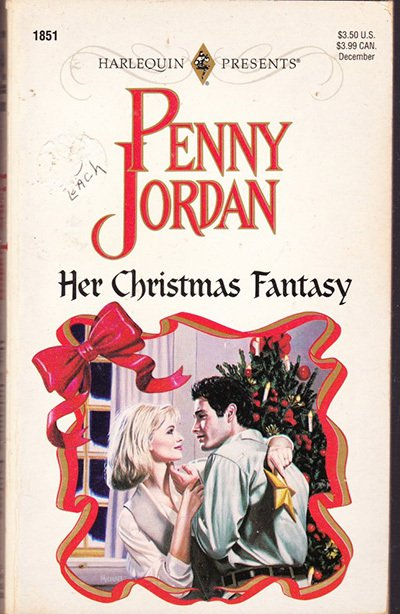 Her Christmas Fantasy by Penny Jordan
