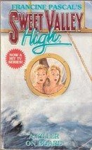 Sweet Valley High : A Killer Onboard by Francine Pascal, Kate Williams