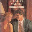 Relative Values by Jessica Steele