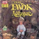 The Ewok Adventure (Read Along adventure) Star Wars, 1984