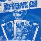 Necessary Evil, Super Villains of Dc Comics