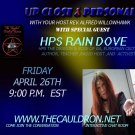 Up Close & Personal with HPS Rain Dove