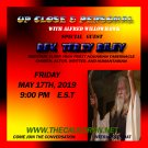 Up Close & Personal with Hon. HP Rev Terry Riley