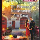 The Fireman's Homecoming by Allie Pleiter