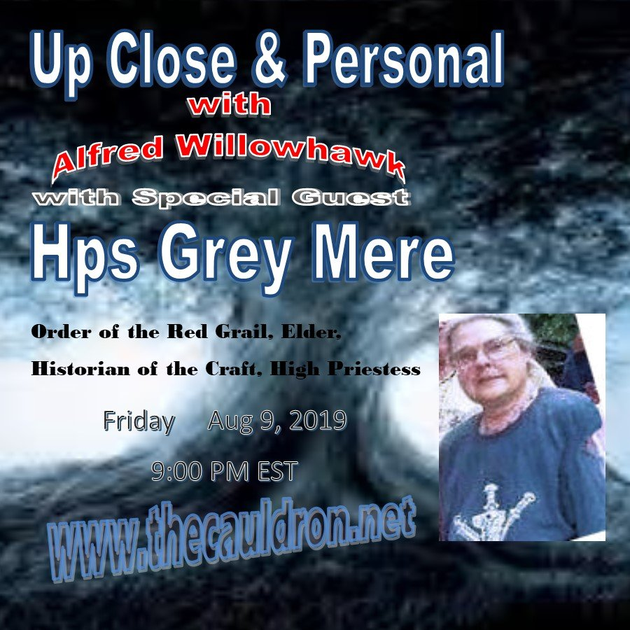Up Close & Personal with HPS Grey Mere