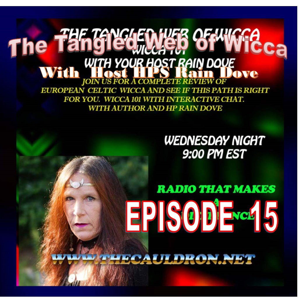 Tangled Web of Wicca, Episode 15
