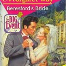 Bereford's Wife by Margaret Way