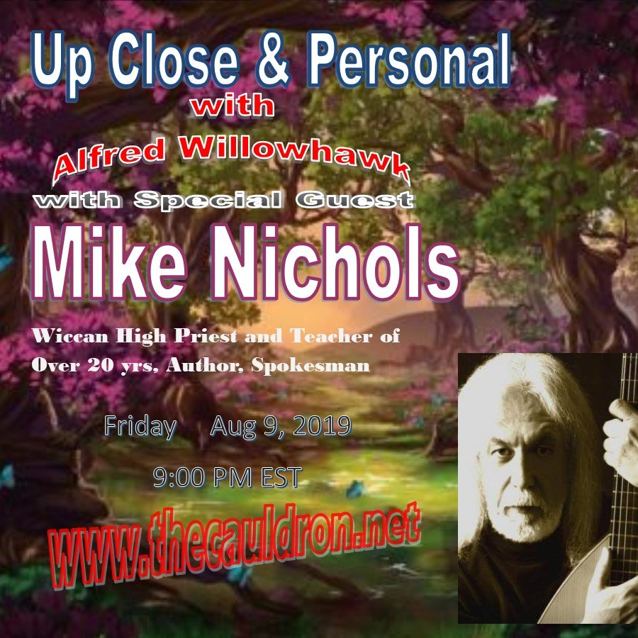 Up Close & Personal with HP Mike Nichols