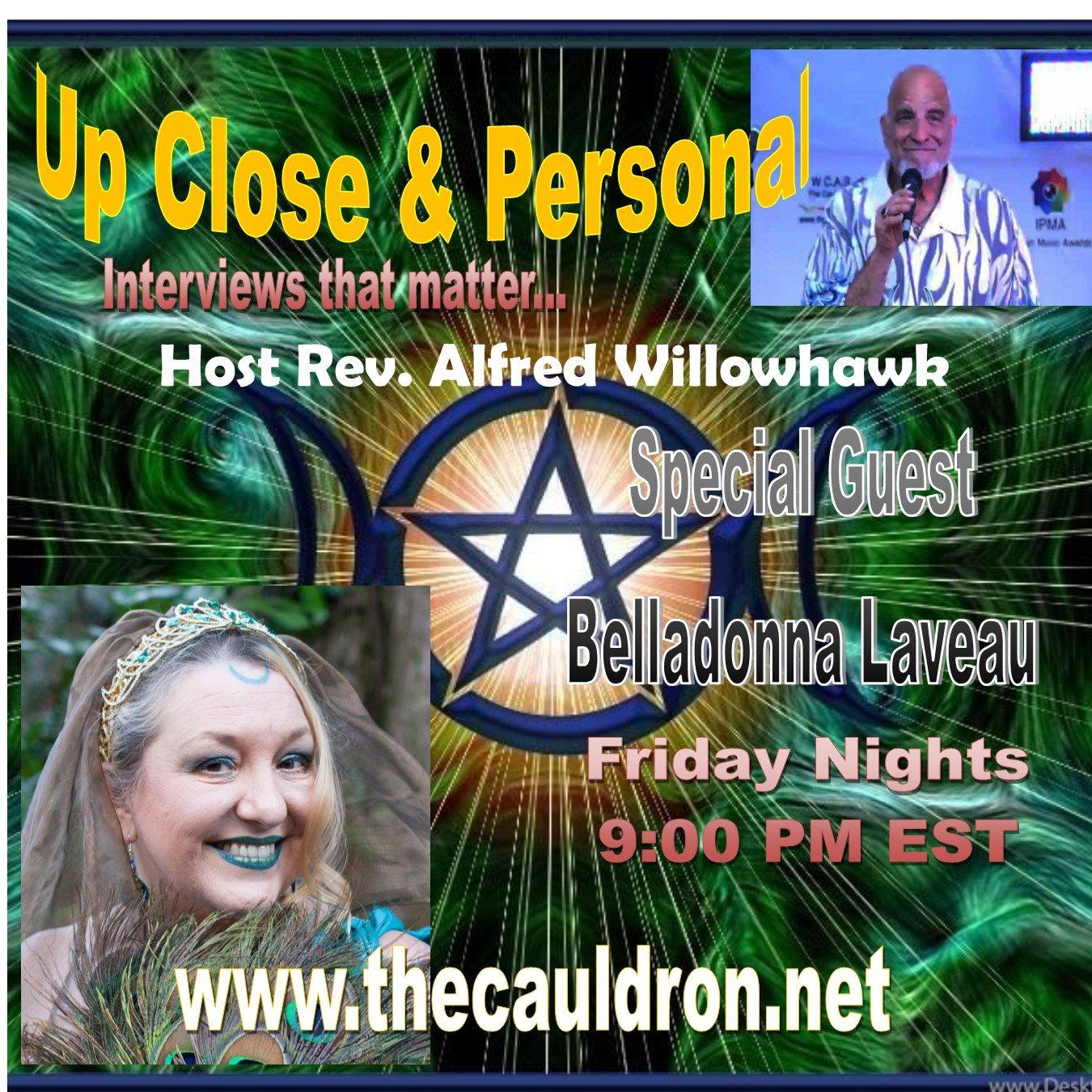 Up Close & Personal with HPS Belladonna Laveau