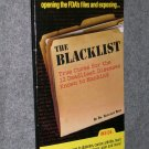 The Blacklist: Ten Cures for the 12 Deadliest Diseases Known to Mankind