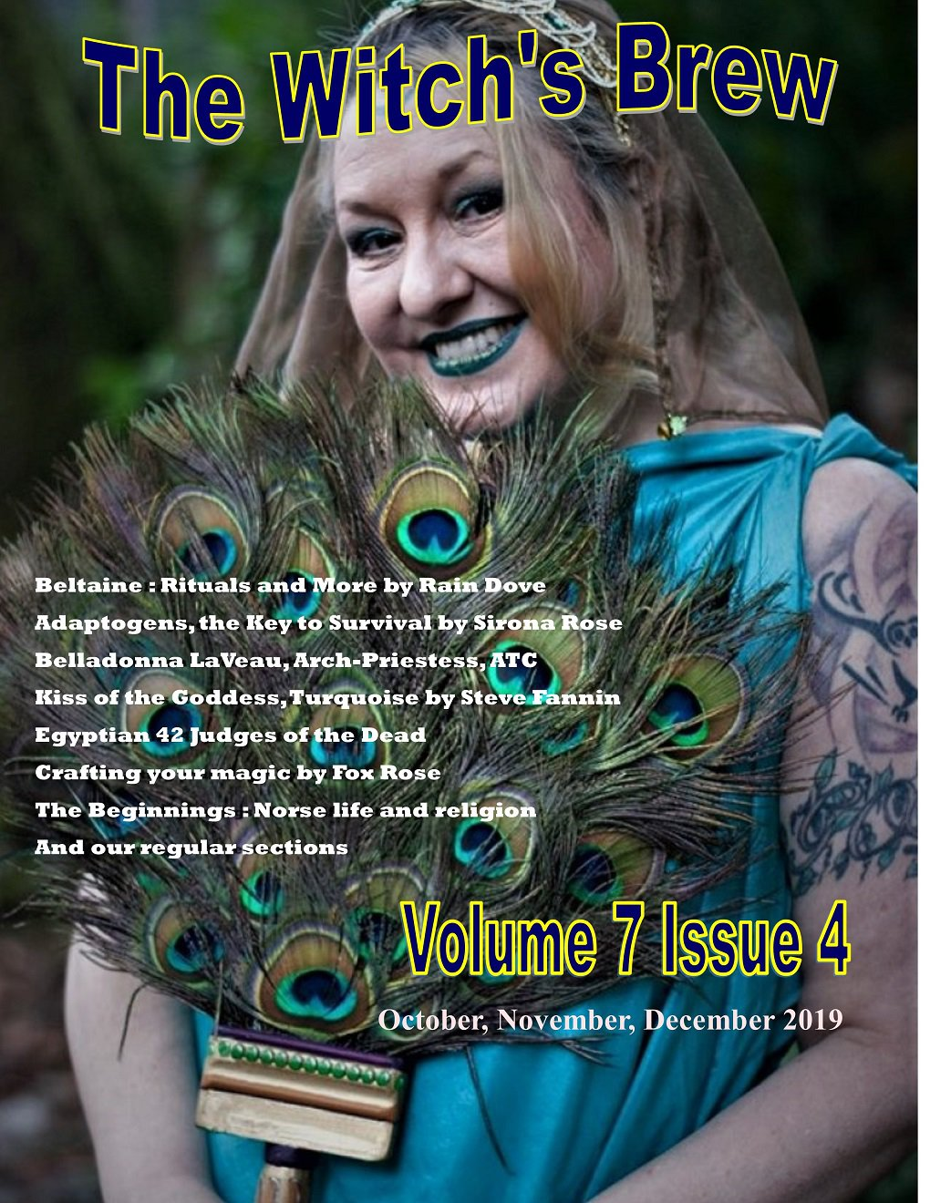 The Witch's Brew, Vol 7, Issue 4