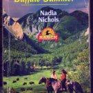 Buffalo Summer by Nadia Nichols