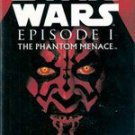 Star Wars: Episode I The Phantom Menace by Terry Brooks