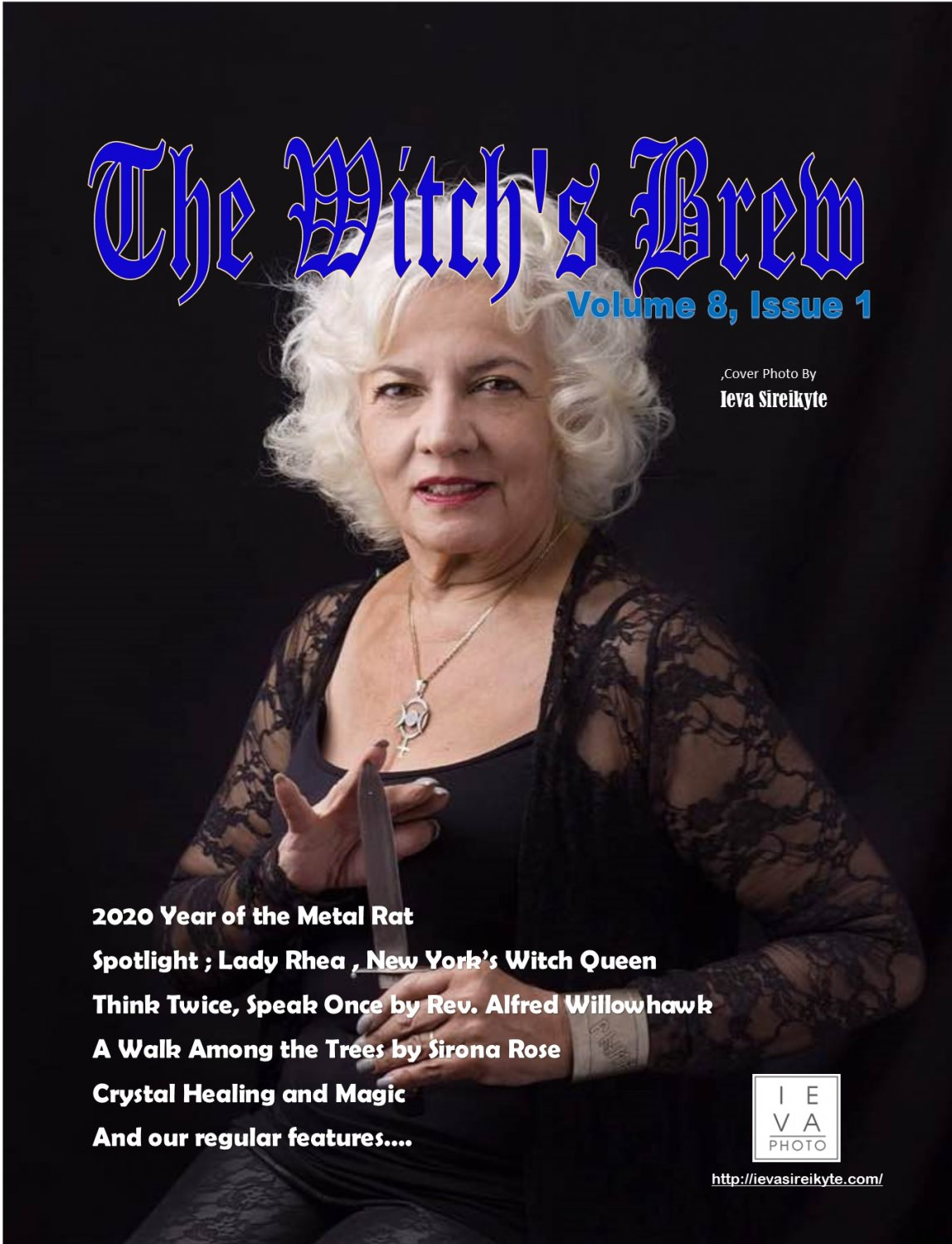 The Witch's Brew, Vol 8 Issue 1