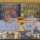 The Ultimate Hidden Mystery Collection (Titanic, Civil war, The White House,