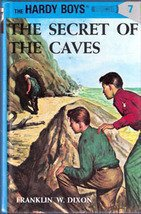 The Secret of the Caves by Franklin W Dixon (Hardy Boys)
