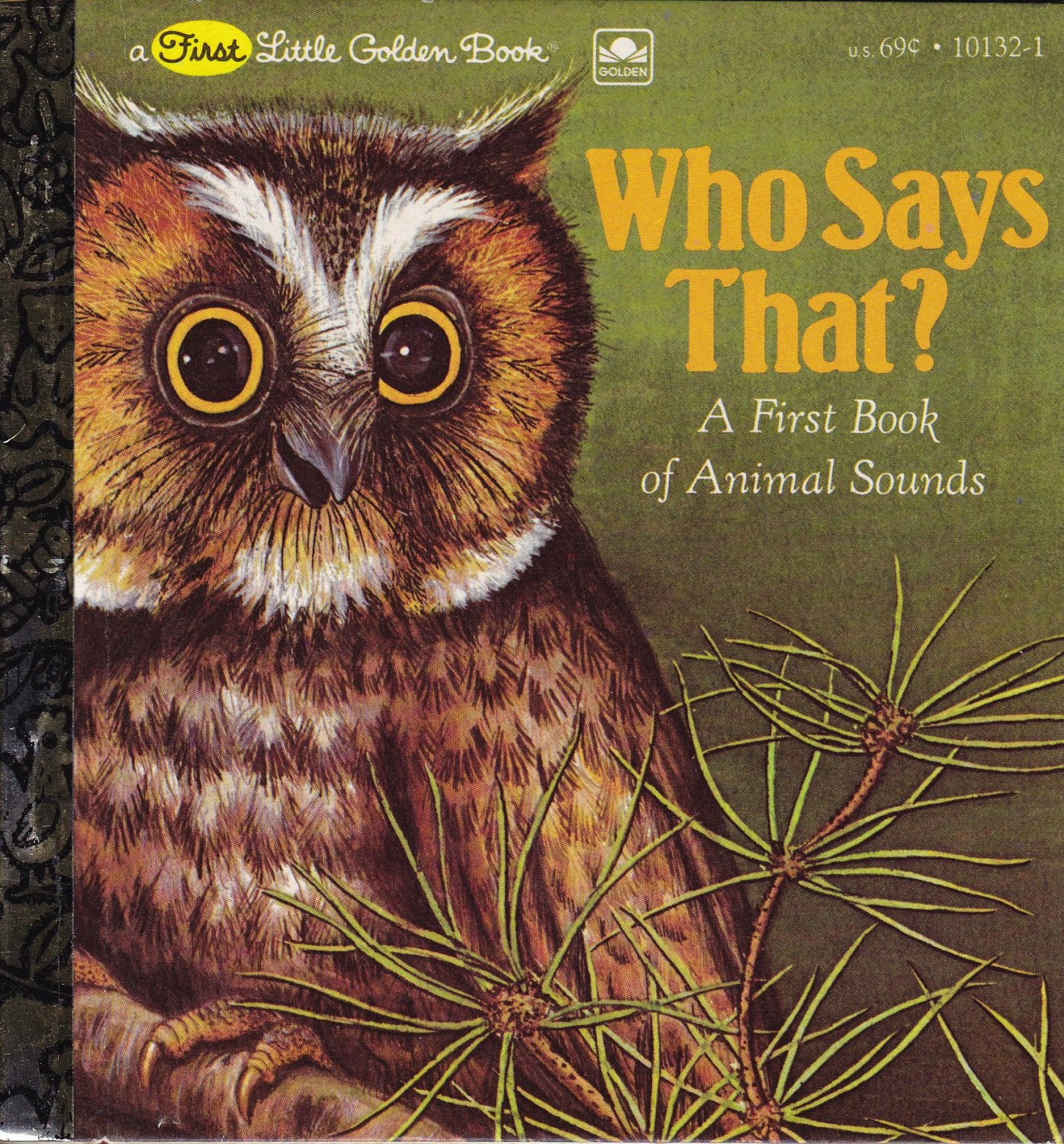 Who Says That by Marguerite Muntean Corsello