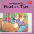 An American Tale Fievel and Tiger by Michael Teitelbaum