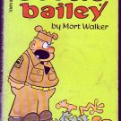 Shape Up or Ship Out Beetle Bailey by Mort Walker