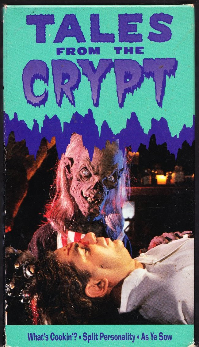 Tales of The Crypt (1992,1993)