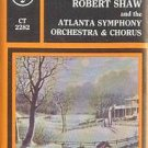 A Christmas Concert with Robert Shaw & the Atlanta Symphony orchestra and chorus