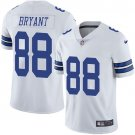 Cowboys #88 Dez Bryant White Men's Stitched Limited Jersey