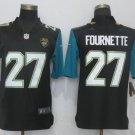 Jaguars #27 Leonard Fournette Black Limited Jersey