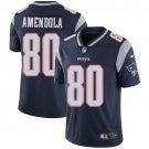 Patriots #80 Danny Amendola Navy Blue Men's Stitched Limited Jersey