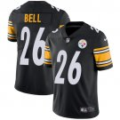 Steelers #26 Le'Veon Bell Black Men's Stitched Limited Jersey