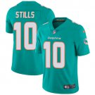 Dolphins #10 Kenny Stills Aqua Green Men's Stitched Limited Jersey