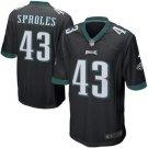 Darren Sproles Eagles Game Jersey – Black
