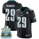 Eagles #29 LeGarrette Blount Black Champions Men's Limited Jersey