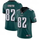 Eagles #82 Torrey Smith Green Men's Stitched Limited Jersey