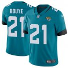 Jaguars #21 A.J. Bouye Teal Green Men's Stitched Limited Jersey