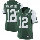 Jets #12 Joe Namath Green Men's Stitched Limited Jersey