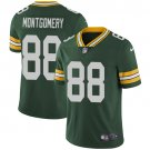 Packers #88 Ty Montgomery Green Men's Stitched Limited Jersey