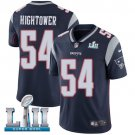 Patriots #54 Dont'a Hightower Navy Blue SuperBowl Men's Limited Jersey