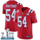 Patriots #54 Dont'a Hightower Red SuperBowl Men's Limited Jersey