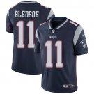 Patriots #11 Drew Bledsoe Navy Blue Men's Stitched Limited Jersey