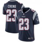 Patriots #23 Patrick Chung Navy Blue Men's Stitched Limited Jersey