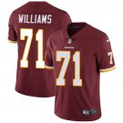 Redskins #71 Trent Williams Burgundy Red Men's Stitched Limited Jersey