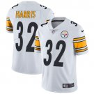Steelers #32 Franco Harris White Men's Stitched Limited Jersey