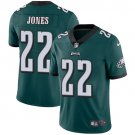 Eagles #22 Sidney Jones Green Men's Stitched Limited Jersey